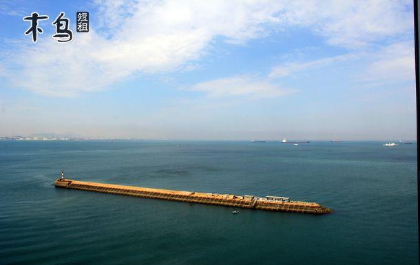 青岛栈桥去金沙滩