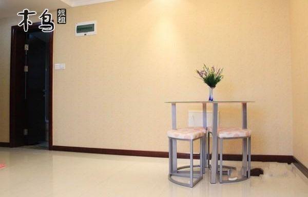 青岛金沙滩山海湾带厨房公寓-青岛黄岛区日租-木鸟短
