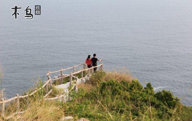 南奥岛风景区