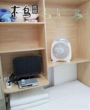 水木连锁超值大床房中央空调
