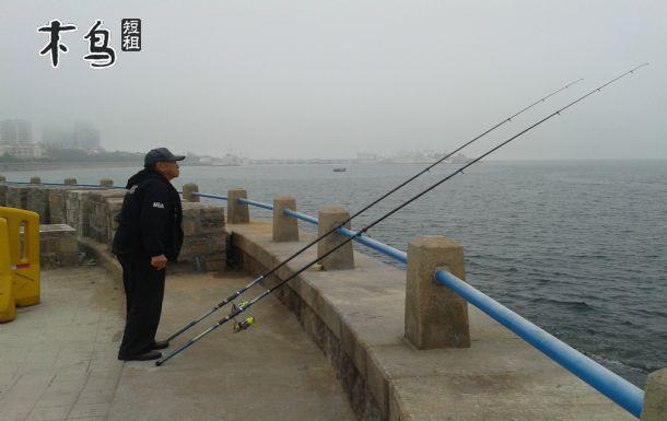 青岛火车站栈桥海边垂钓两室无敌海景婚房带车位
