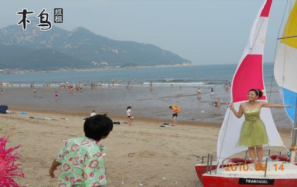 青岛金沙滩去崂山多远