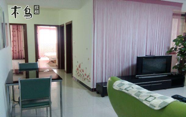 """建筑地标 大雁塔悦豪酒店式公寓位于西安市""""城市名片""""大雁塔的东北"""