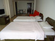 南戴河喜多多酒店公寓温馨套房 ...