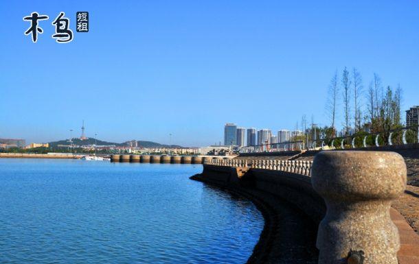 青岛金沙滩海水浴场唐岛湾公园品质公寓-青岛黄岛区