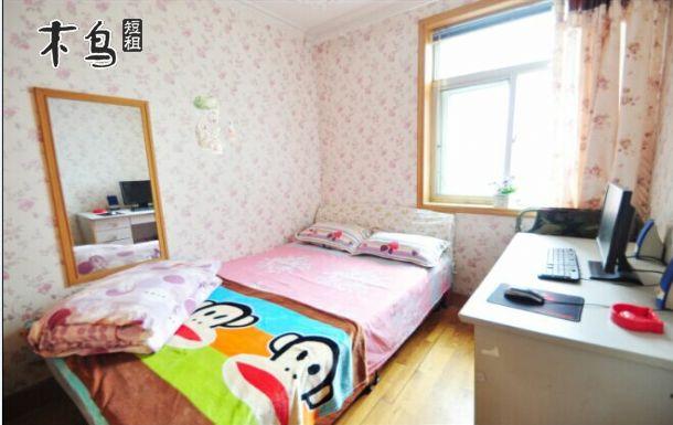 青岛家庭旅馆/栈桥火车站/一室一厅海景房温馨套房