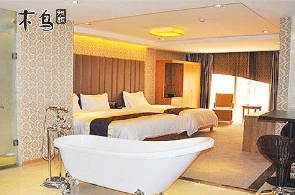 威海火车站附近韩仕酒店式公寓家庭旅馆日租房短租房度假公寓家庭公寓