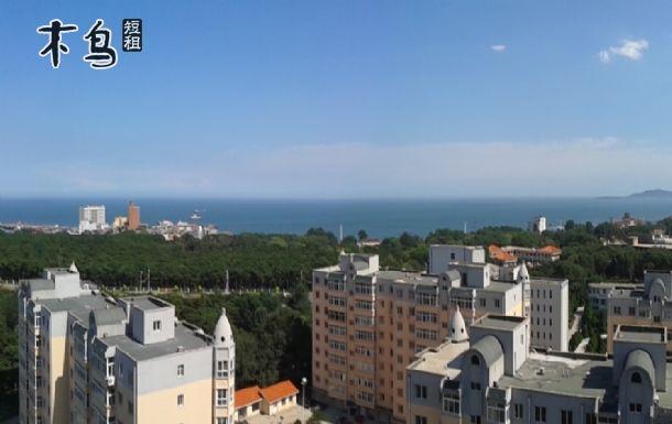 葫芦岛海边附近阳台就可看到海的海景房