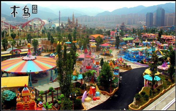 福州贵安新天地温泉旅游度假区酒店公寓商务大床房