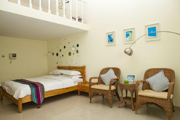 海景复式家庭套房