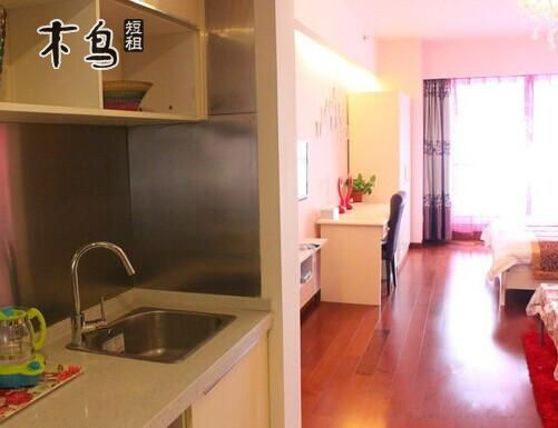 青岛短租房 崂山区短租房    1室 整租 1张 宜住2人 100% 好评率 61晚