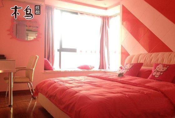 公寓现拥有多套以电影为主题风格的精品级豪华主题房间,全天候热水