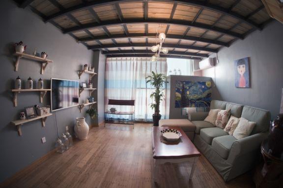 青岛 市北区 精装全新套一复式房