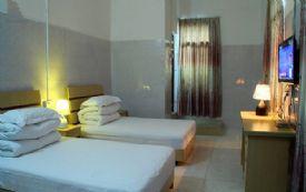 清源山景区大门旁公寓标准双床房