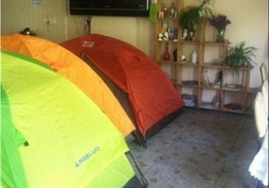 叠彩区桂林市第十三中学附近室内双人帐篷房