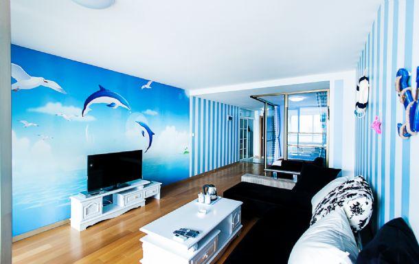 【地中海风情】两室6-8人套房