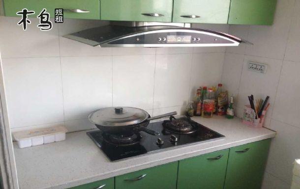 排挡厨房装修图片