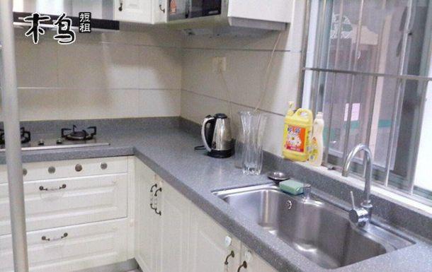 2个平方的厨房设计图