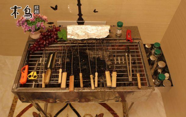幼儿手工制作烧烤台
