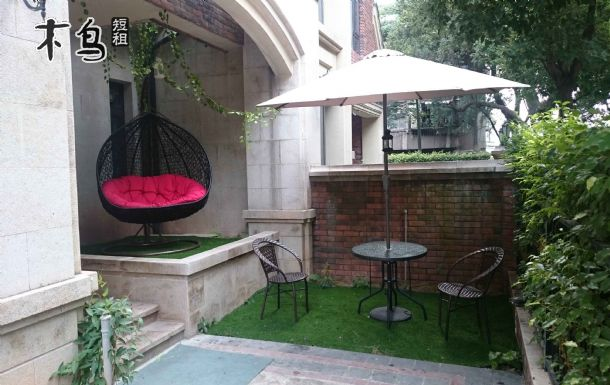 豪华花园精装三层别墅