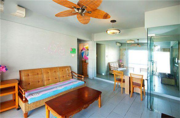 大东海旅游区 金陵海景花园 小区一室一厅