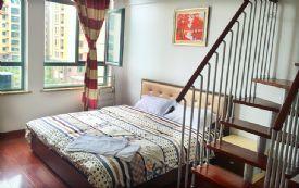 紧邻滨海路温馨舒适复式公寓