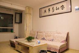 青岛金沙滩景区旁精装两室两厅公...