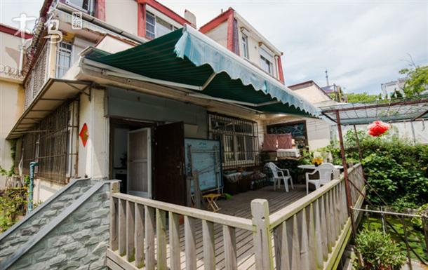 青岛火车站,栈桥海边垂钓两居室海景公寓