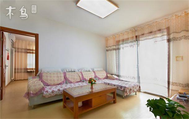 青岛金沙滩君仪精品公寓二居海景房