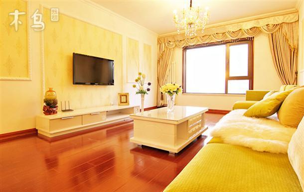 设施装潢:5服务态度:5图片吻合:5卫生状况:5 青岛宜家海景公寓