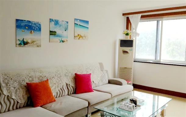 日照离海最近的家庭式复式公寓