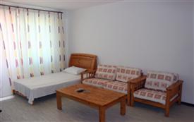 国际海水浴场林景两室两厅