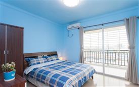 海甸岛海南大学附近一线海景公寓