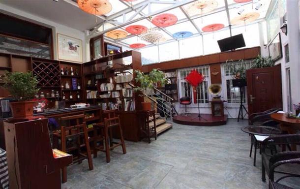 哈尔滨聚会烧烤唱k沙龙-别墅