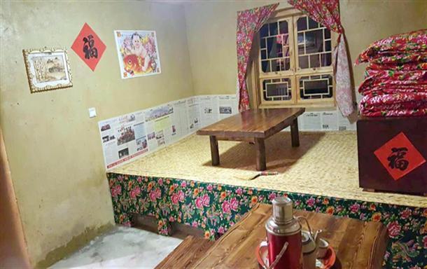 东北老房子独门独院 舒适的二居室单间出租,带有停车位