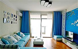 峨眉山精装温馨两居室