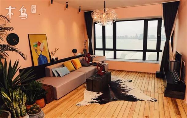 厦门厦鼓码头海景两房 Room9