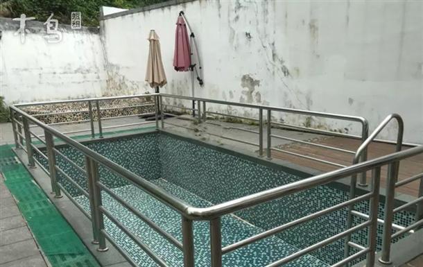 广州从化明月山溪芬格ktv泳池温泉度假别墅