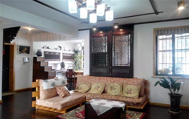 杭州1号地铁湘湖站 百年老宅在现代家居的延续