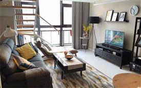 美式风loft豪华公寓