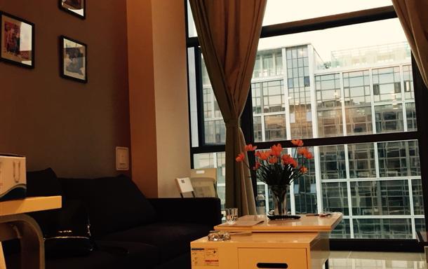 万达 H公寓 loft复式精装自动化公寓