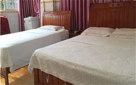 珠海花苑新村家庭双床房