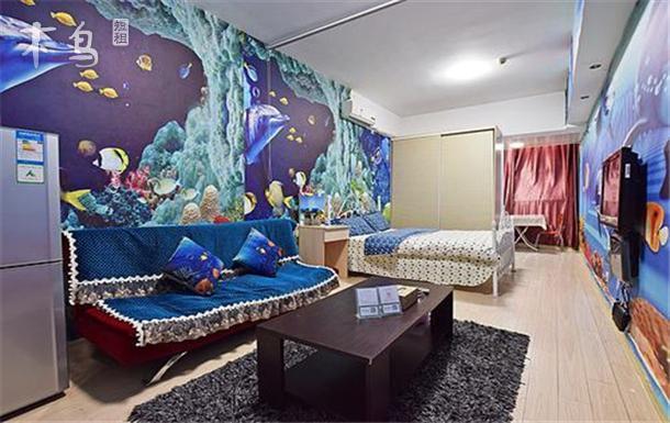 南京中商万豪 特色海洋主题房
