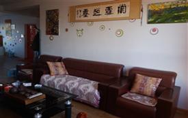 火车东站旁百平米豪华舒适大套房