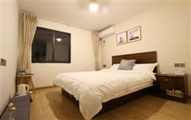 近文化宫站]   温馨大床房