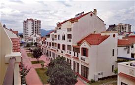 海棠湾国家海岸附近小岛度假别墅