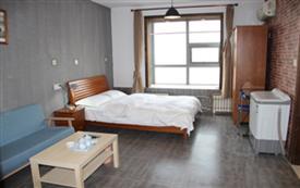 阳光高第 休闲一居室 大床房
