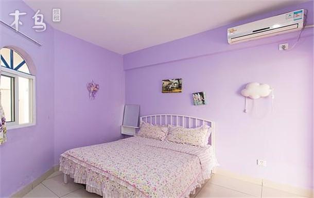 餐厅紫色豪华装修