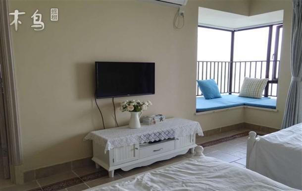 惠州双月湾海景度假公寓 观日出