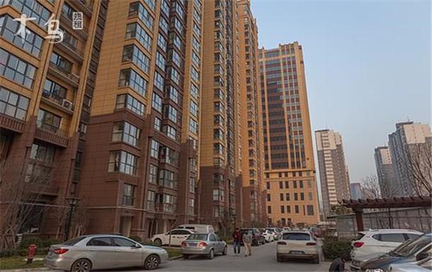西安电视塔曲江中心 大雁塔 简约两室